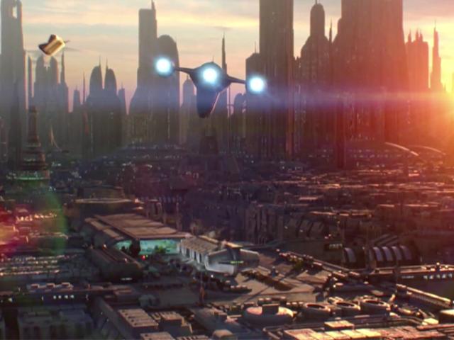 Ακόμα μπορούμε να πάρουμε μια ζωντανή σειρά τηλεοπτικών σειρών <i>Star Wars</i>
