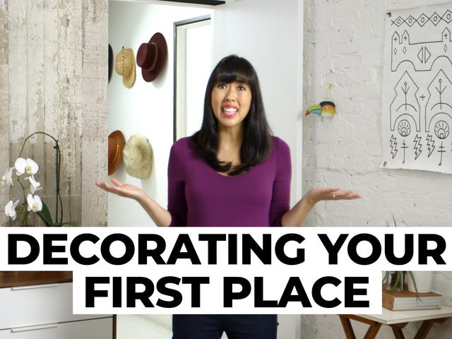A Guide to Home Decorating for New Adults