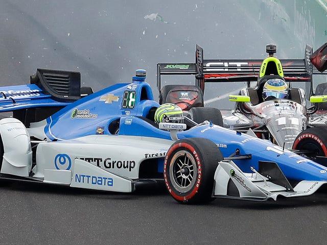 Не навіть 100-й Індіанаполіс 500 може посилити Sady Grid IndyCar
