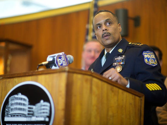 Philadelphia Police Commissioner Resigns Amid Sexual Harassment, Discrimination Allegations