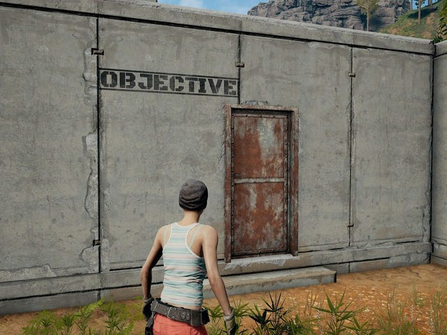 Jogadores do <i>PUBG</i> estão transformando o início dos jogos em uma porta alta Hellscape