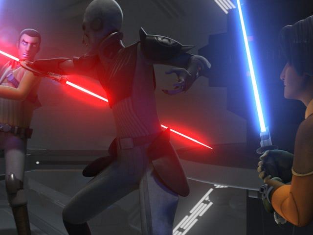 Tiada Way Semua Wira Dapat Bertahan Akhir <i>Star Wars Rebels</i>