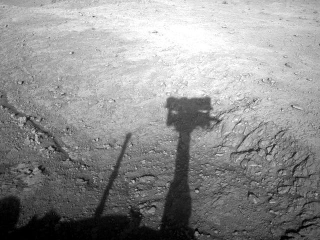 The Sheer Distance Opportunity Roved Across Mars Still Has Us in Awe<em></em>