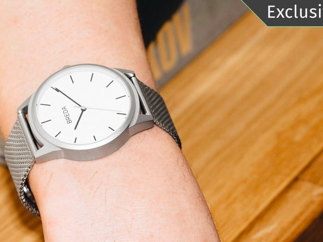 Grab An Affordable, Attractive, Breda Watch For 35% Off [Exclusive]