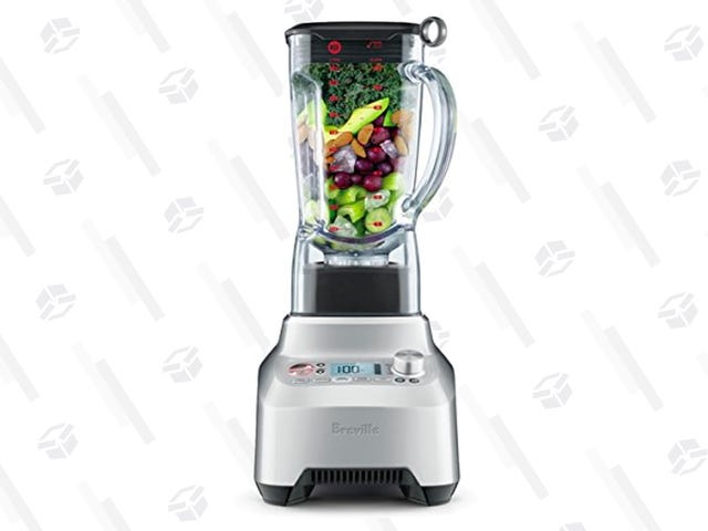 """<a href=https://kinjadeals.theinventory.com/upgrade-to-a-breville-boss-superblender-while-theyre-5-1827386638&xid=17259,1500004,15700022,15700186,15700191,15700256,15700259,15700262 data-id="""""""" onclick=""""window.ga('send', 'event', 'Permalink page click', 'Permalink page click - post header', 'standard');"""">Breville Boss Superblender로 업그레이드하는 동안 $ 50 할인</a>"""