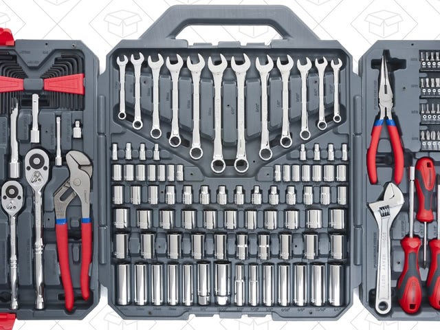 Add 170 Tools To Your Collection For $78, Today Only