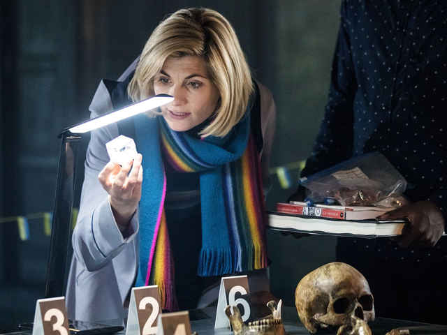 Doctor Who's Not-So-Mysterious New Year's Villain Has Been Revealed