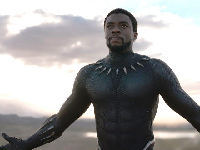 Black Panther Is the First Superhero Film Nominated for a Best Dramatic Picture Golden Globe