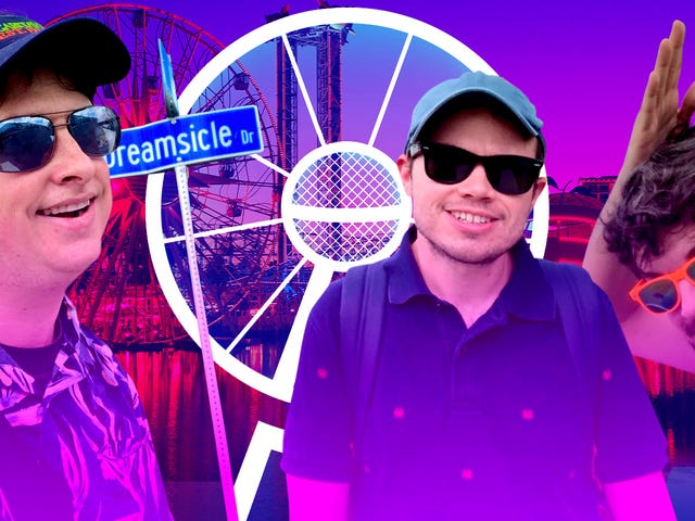 Disneyland, dissected: The hosts of Podcast: The Ride unpack their theme park obsession