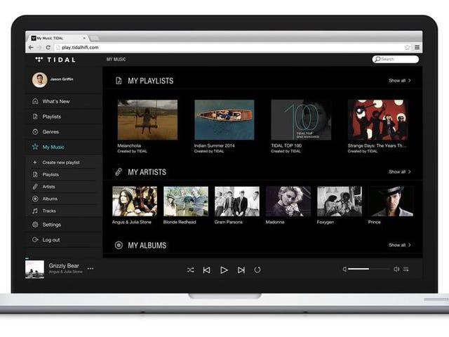 Jay-Z tar på Spotify ved å kjøpe Aspiro for $ 56m