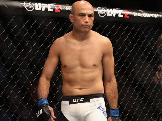 Former UFC Champ B.J. Penn Accused Of Years Of Sexual And Physical Abuse