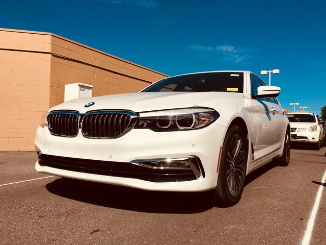 Ask Me Anything about the G30 BMW 530i!