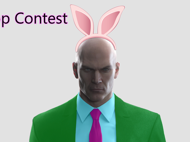 'Shop Contest: Easter Sunday 2019