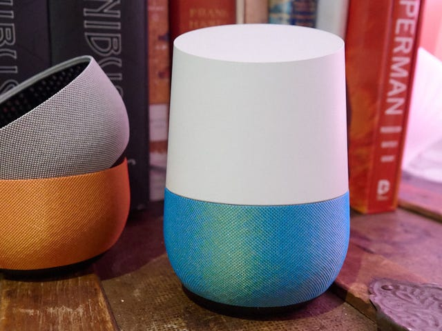 Google's Smart Speakers Are Getting a New Feature I Can Actually Get Excited About