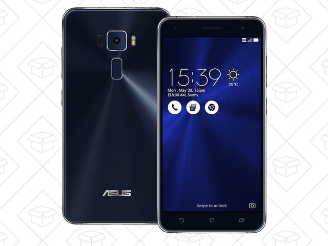 Snag An Unlocked Asus ZenFone 3 for Just $148, Today Only