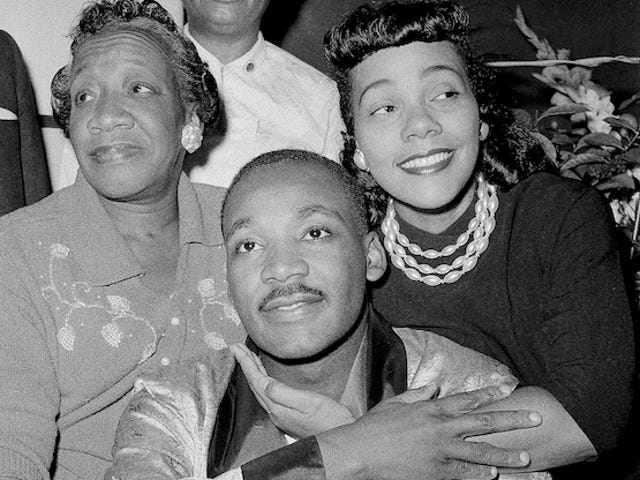MLK's Mother Was Also Assassinated #BlackHistoryYouDidntLearnInSchool