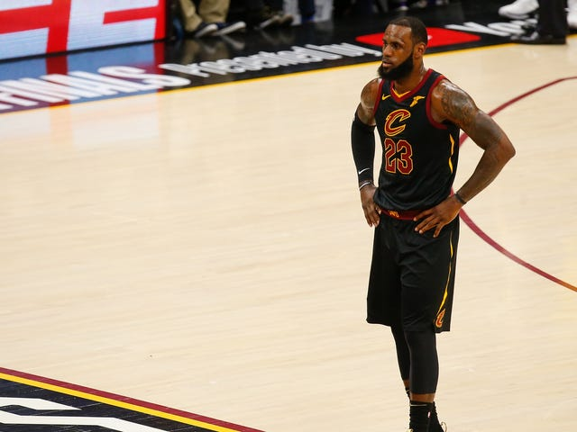 The Cavs Made The Right Adjustment