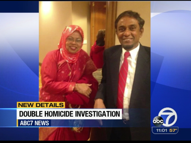 Couple Found Dead in Their Home Next to Chilling Note: 'Sorry, My First Kill Was Clumsy'