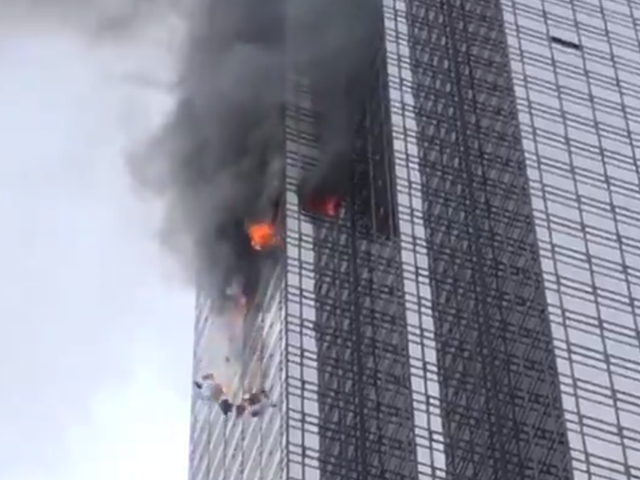 Trump Tower Caught on Fire, With One Death Reported [Updated]