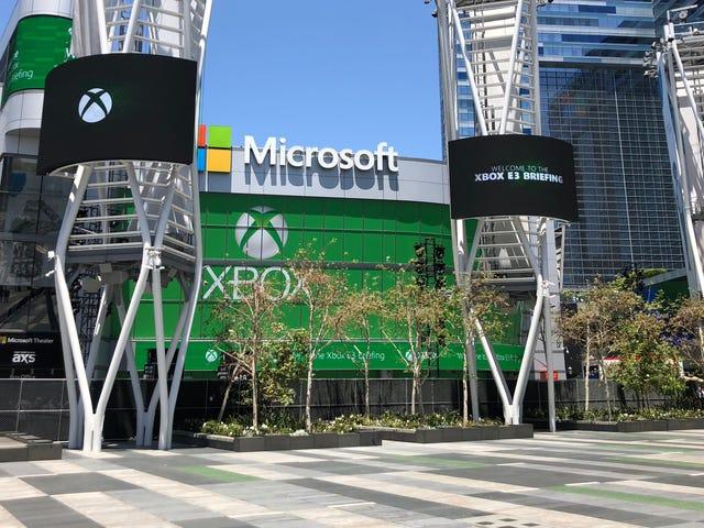 We're Liveblogging Microsoft's E3 Press Conference[Update: We're Done]