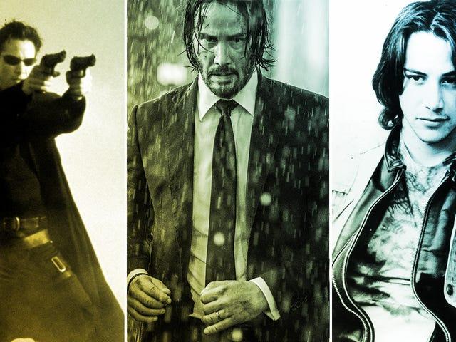 Hvad er din foretrukne Keanu Reeves-rolle?