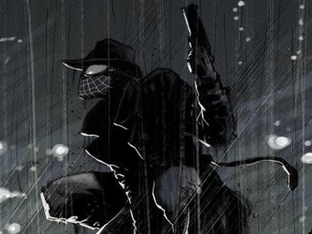 Spider-Man Noir Lives, dan Pergi ke London, untuk Siri Komik Baru Jenama-Nya