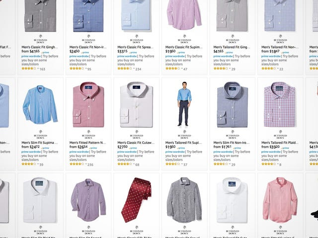 Men's Basics Start Under $20 In Amazon's Buttoned Down Sale