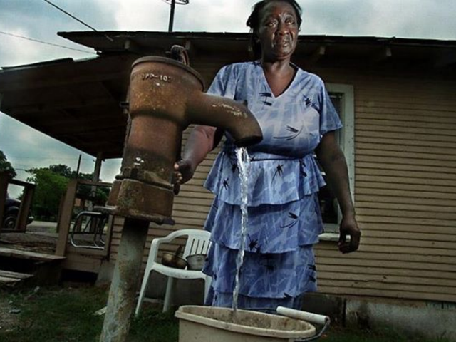 Sandbranch, Texas: A Small CommunityDeniedWater for Over 30 Years Fights Back