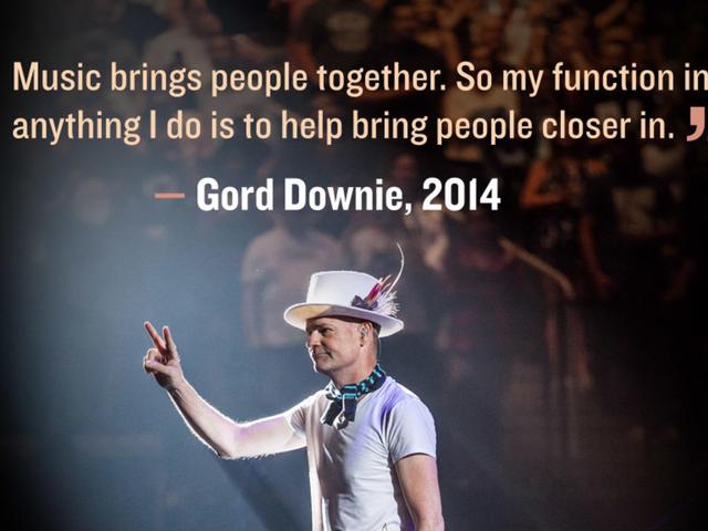 R.I.P. Gord Downie.
