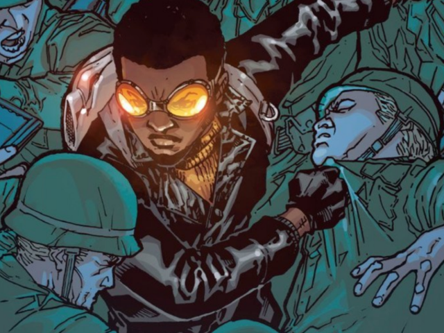 Director John Ridley Talks About Making a Movie of His Own Comic,The American Way