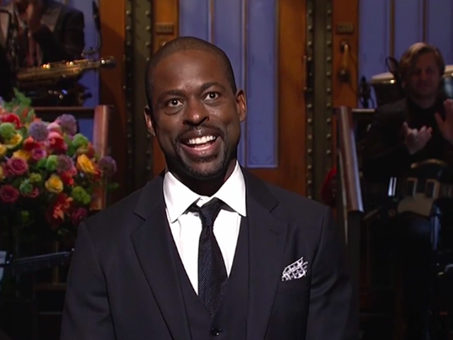 Sterling K. Brown shines on an almost-greatSaturday Night Live