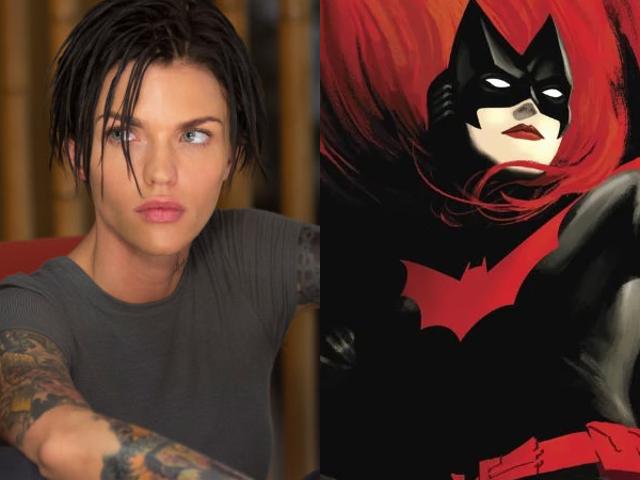 CW'nin Live-Action Batwoman'ı Ruby Rose