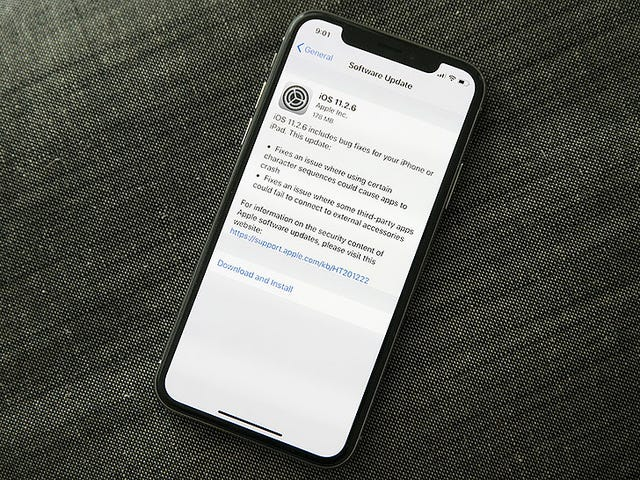 Hãy cập nhật thiết bị Apple của bạn để sửa lỗi 'Bug văn bản' của Telugu