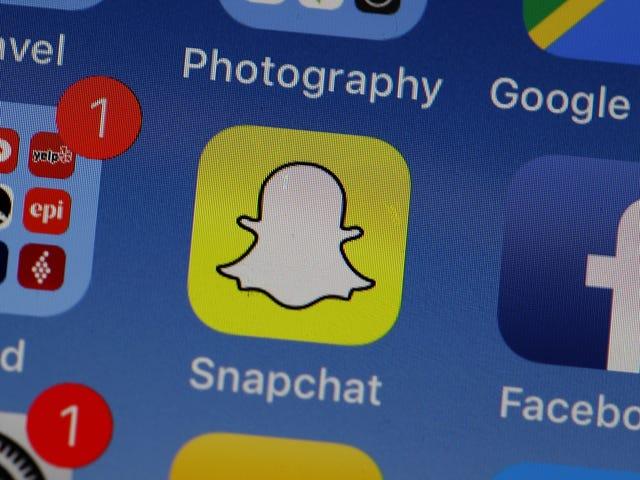 Nem mesmo filhotes adoráveis podem me fazer usar o Snapchat