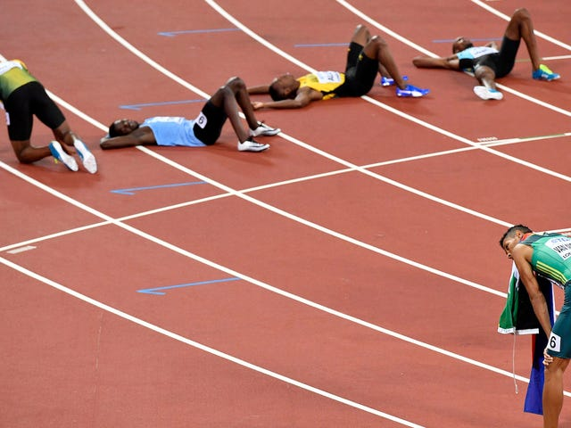 Norovirus Outbreak Craps Up Track And Field World Championships