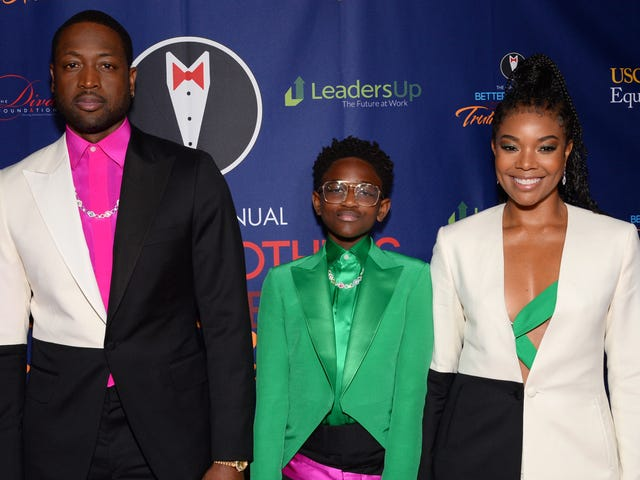 Zaya Wade Made Her Red Carpet Debut With Support From Dwyane Wade and Gabrielle Union