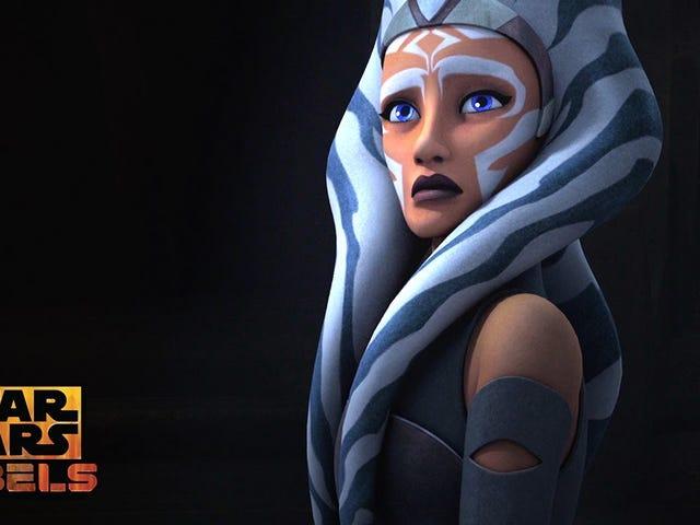 PSA: Voit nyt katsella All-Ahsoka Tanoa, joka on leikattu <i>Star Wars: Rebels</i>