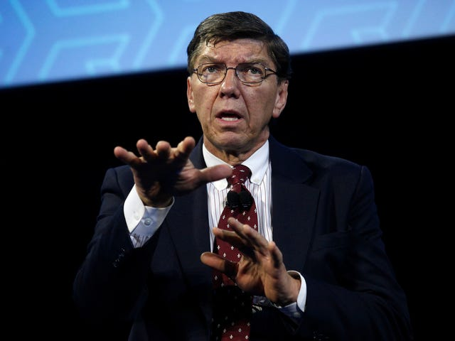 Clayton Christensen, Father of 'Disruptive Innovation,' Dies at 67