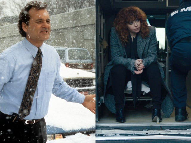 How Russian Doll uses Groundhog Day to make a better—not necessarily novel—show