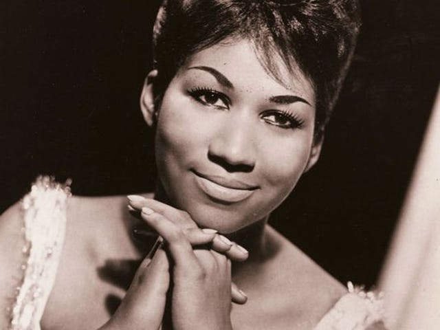 Feels Like Monday - RIP Queen of Soul:  Tribute Celebration Takes Us Through To the Weekend