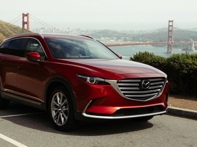 Not A Parent Trap: 2016 Mazda CX-9 Signature