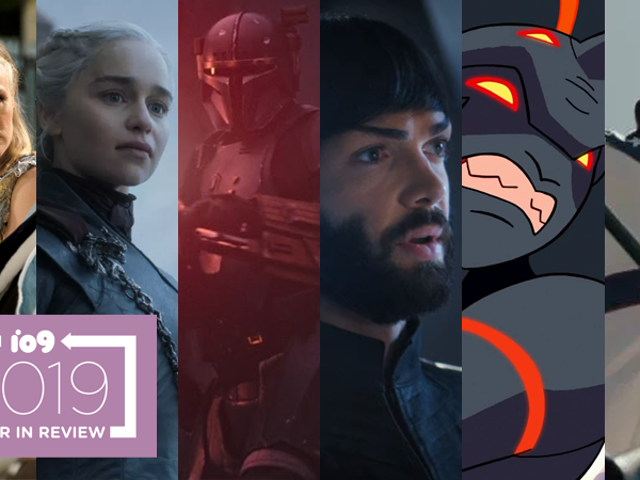 io9's 14 Best (and 5 Worst) Television Moments of 2019