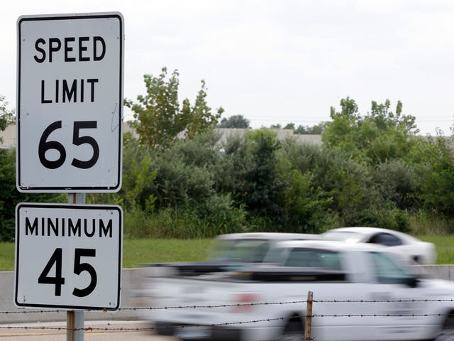 Here's How Speed Limits Are Set