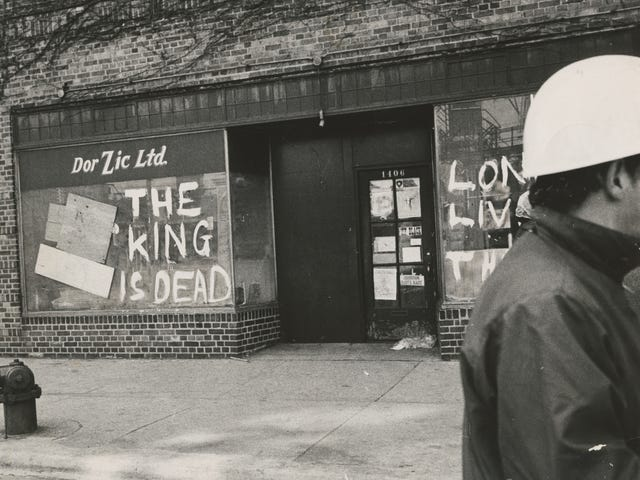 The Night MLK Was Assassinated, as Told by Two White Reporters