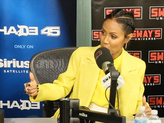 Jada Pinkett Smith: 'I Was a Drug Dealer'