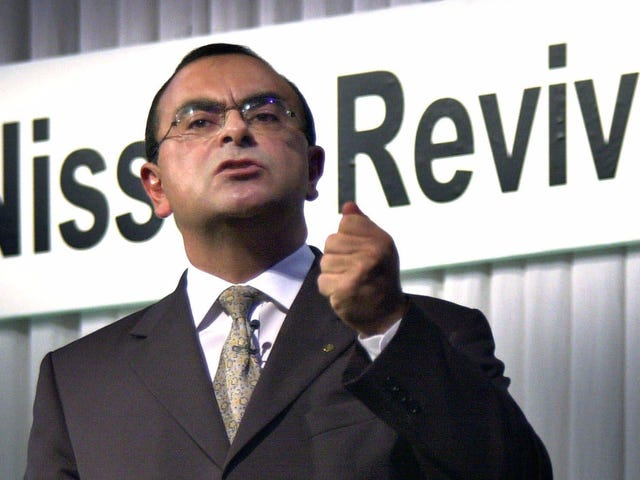 Former Nissan CEO Carlos Ghosn Now In Lebanon After Japanese House Arrest: Report