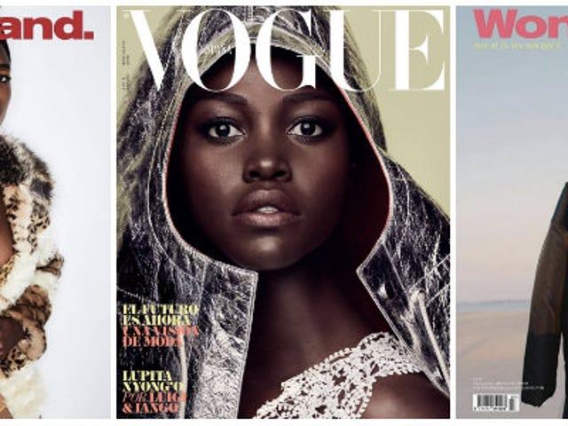 Mere, Mere, Mere ... Fall bringer endnu mere #BlackGirlMagic til magasiner