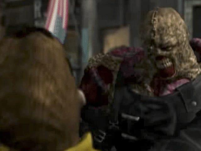 <i>Resident Evil 3</i> 'in Nemesis Hala Dehşet Ediyor