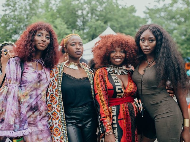 AfroPunk Brooklyn 2018 Was an Explosion of Style