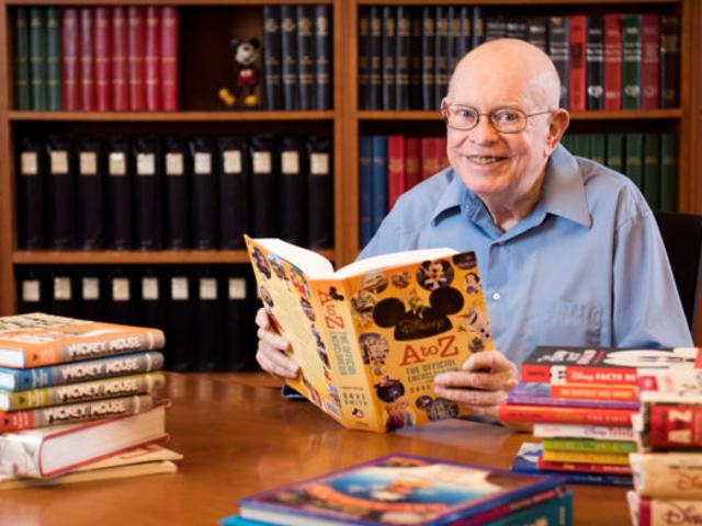 Ο Dave Smith, ο Ιδρυτής και ο πρώτος επικεφαλής των αρχείων του Walt Disney, έχει περάσει μακριά